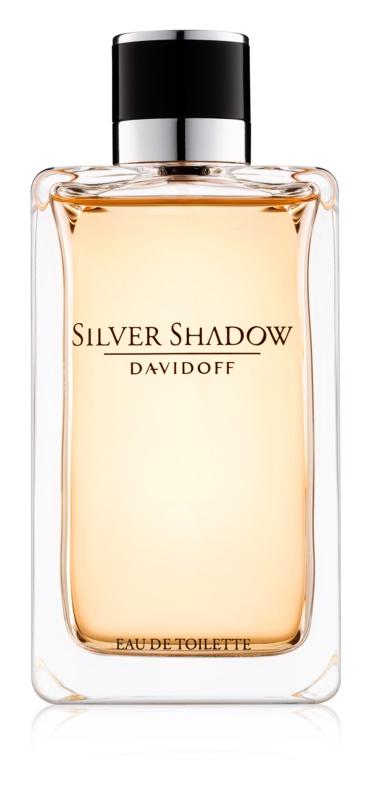 Davidoff Silver Shadow eau de toilette pentru barbati 100 ml