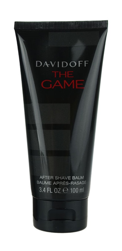 Davidoff The Game Balsamo post-rasatura per uomo 100 ml