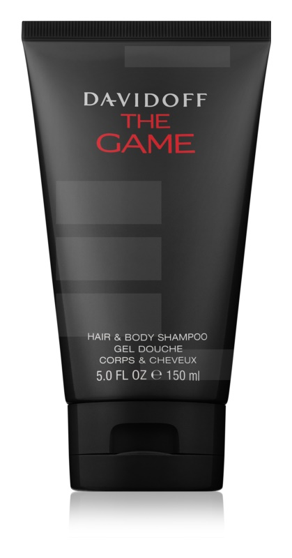Davidoff The Game gel douche pour homme 150 ml