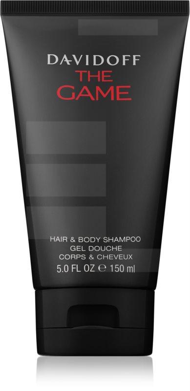Davidoff The Game sprchový gel pro muže 150 ml
