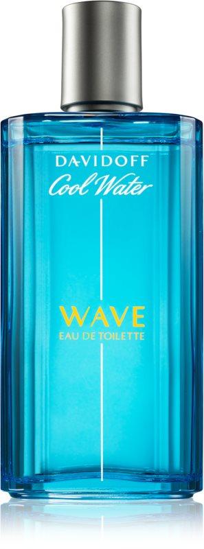 Davidoff Cool Water Wave Eau de Toilette for Men 125 ml
