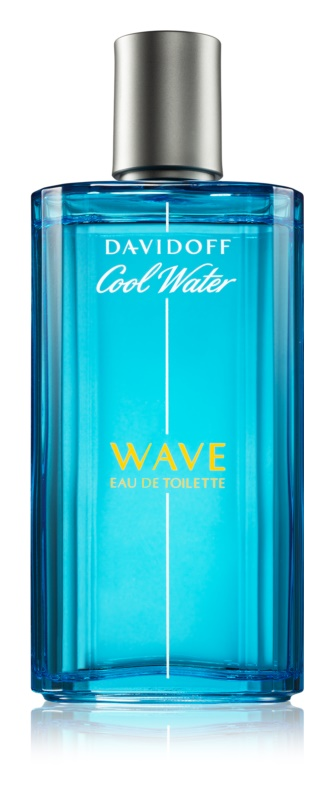 Davidoff Cool Water Wave Eau de Toilette Herren 125 ml