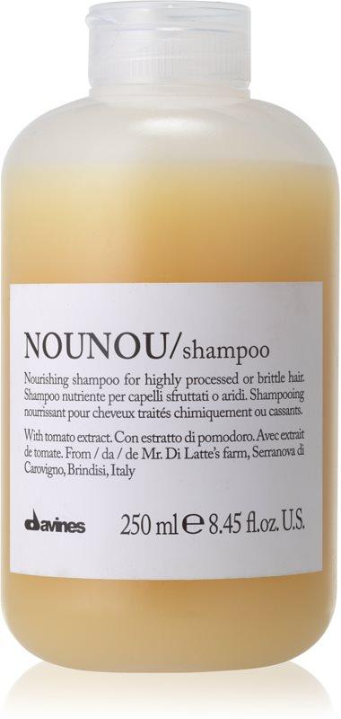 Davines NouNou Nourishing Shampoo For Dry And Brittle Hair