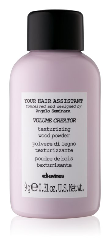 Davines Your Hair Assistant Blowdry Primer matující objemový pudr
