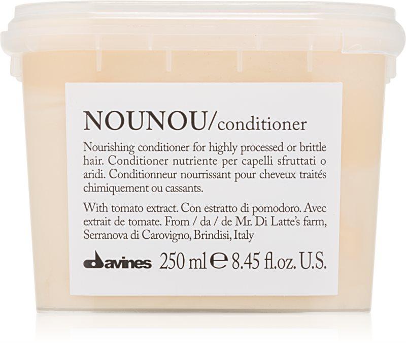 Davines NouNou балсам за суха и крехка коса