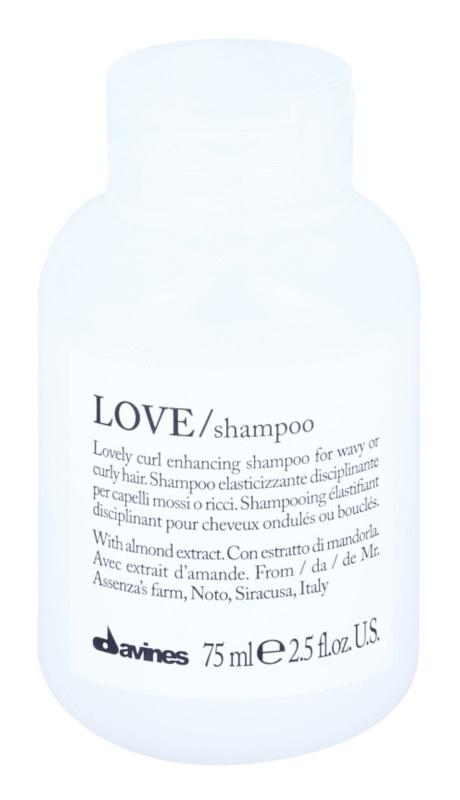 Davines Love Almond šampon pro vlnité vlasy