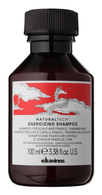 Davines Naturaltech Energizing sampon pentru stimularea creșterii părului