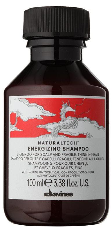 Davines Naturaltech Energizing šampón stimulujúci rast vlasov