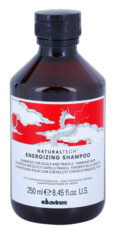 Davines Naturaltech Energizing szampon stymulujący wzrost włosów
