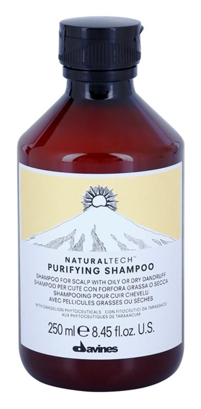 Davines Naturaltech Purifying čisticí šampon proti lupům