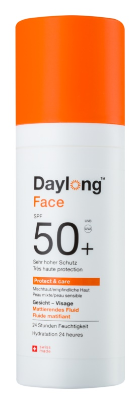 Daylong Protect & Care προστατευτικό γαλάκτωμα κατά της γήρανσης της επιδερμίδας SPF 50+
