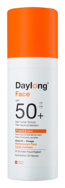 Daylong Protect & Care ochranná emulze proti stárnutí pleti SPF 50+