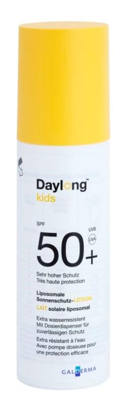 Daylong Kids loção protetora lipossomal SPF50+