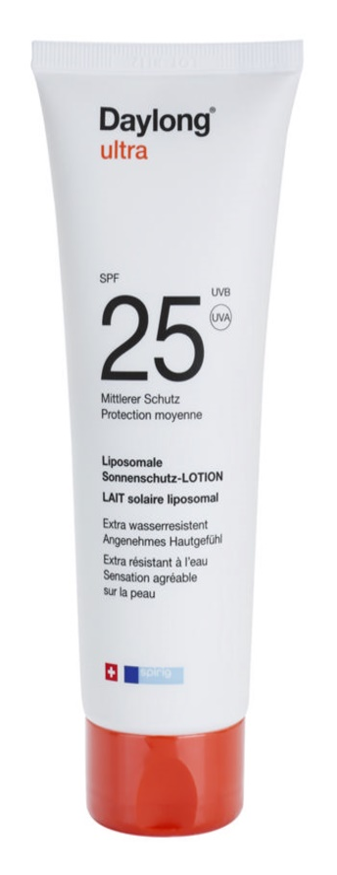 Daylong Ultra захисне молочко SPF 25