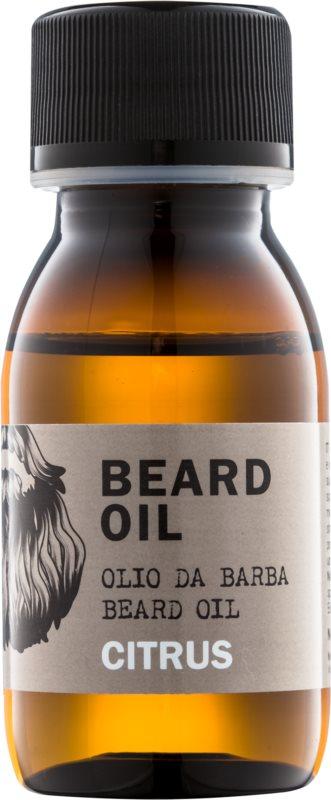 Dear Beard Beard Oil Citrus huile pour barbe