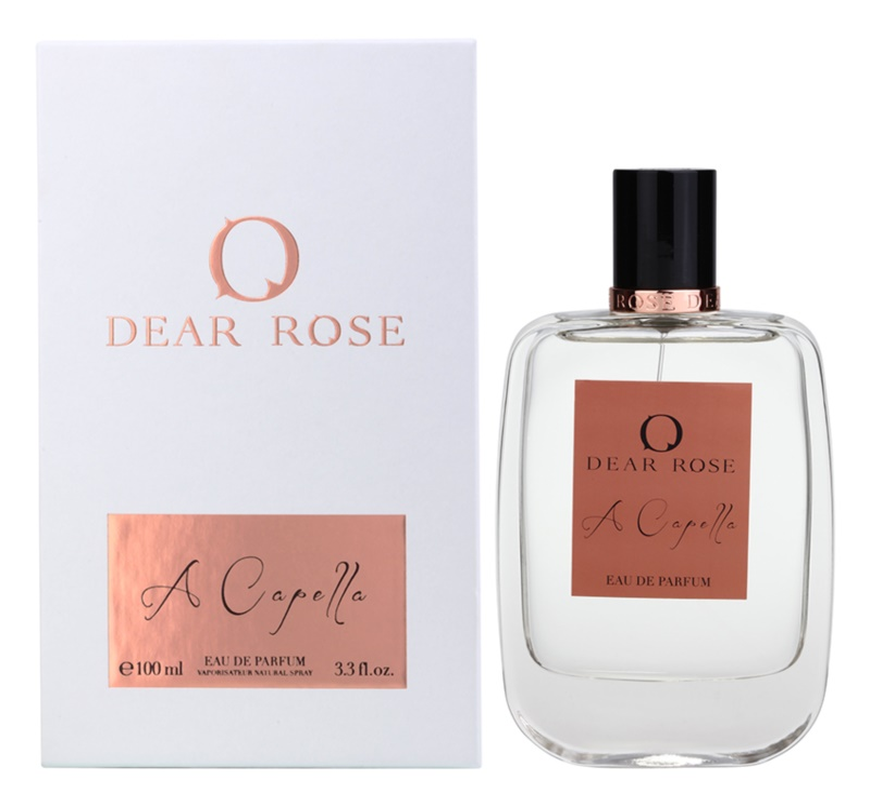 Dear Rose A Capella Eau de Parfum for Women 100 ml