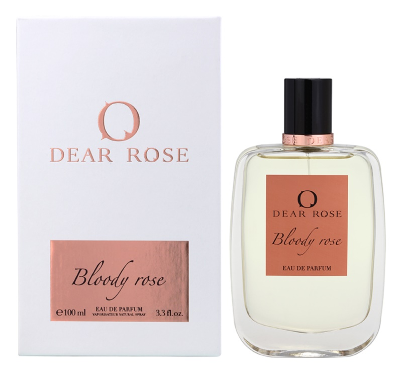 Dear Rose Bloody Rose Eau de Parfum for Women 100 ml