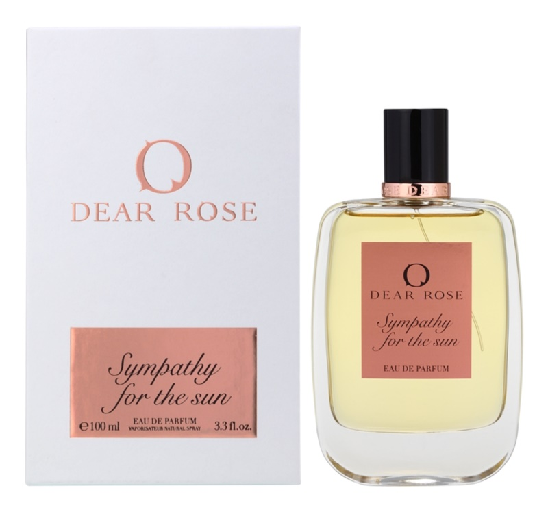Dear Rose Sympathy for the Sun Eau de Parfum Für Damen 100 ml