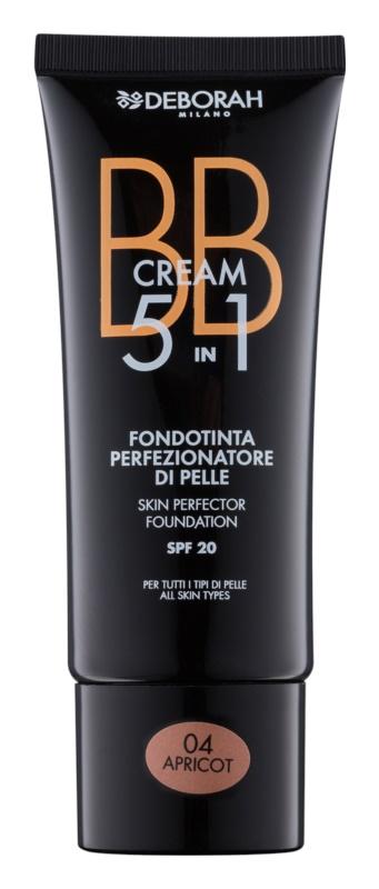 Deborah Milano 5 in 1 BB Cream 5 in 1 SPF 20