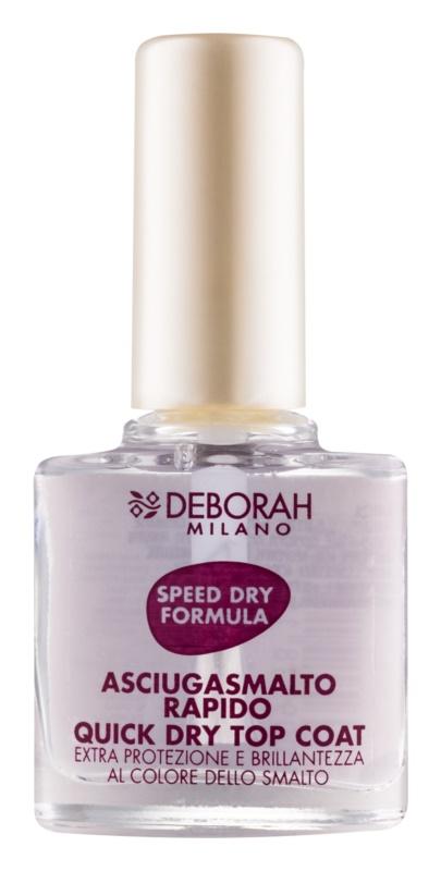 Deborah Milano Nail Care швидковисихаючий лак для нігтів