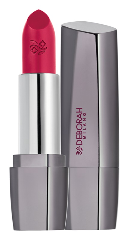 Deborah Milano Red Shine Long-Lasting Lipstick