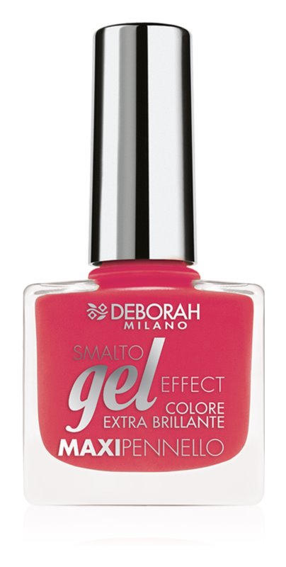 Deborah Milano Smalto Gel Effect Gel-Effect Nail Varnish