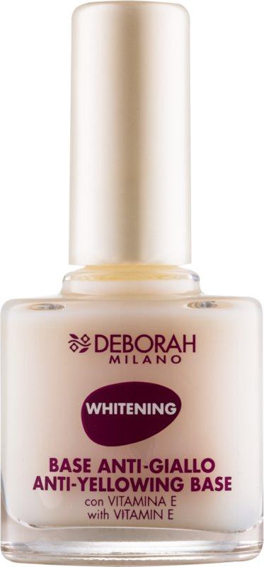 Deborah Milano Nail Care bělicí lak na nehty
