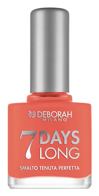 Deborah Milano 7 Days Long лак для нігтів