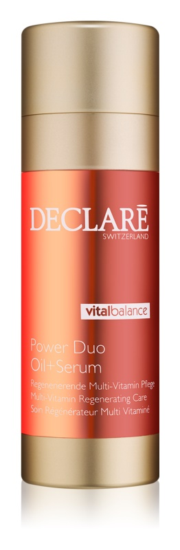Declaré Vital Balance Multi-Vitamin Regenerating Care For Normal And Dry Skin