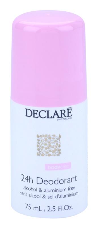 Declaré Body Care Roll-On Deodorant 24 Std.
