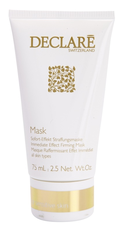 Declaré Caviar Perfection Firming Face Mask With Immediate Effect
