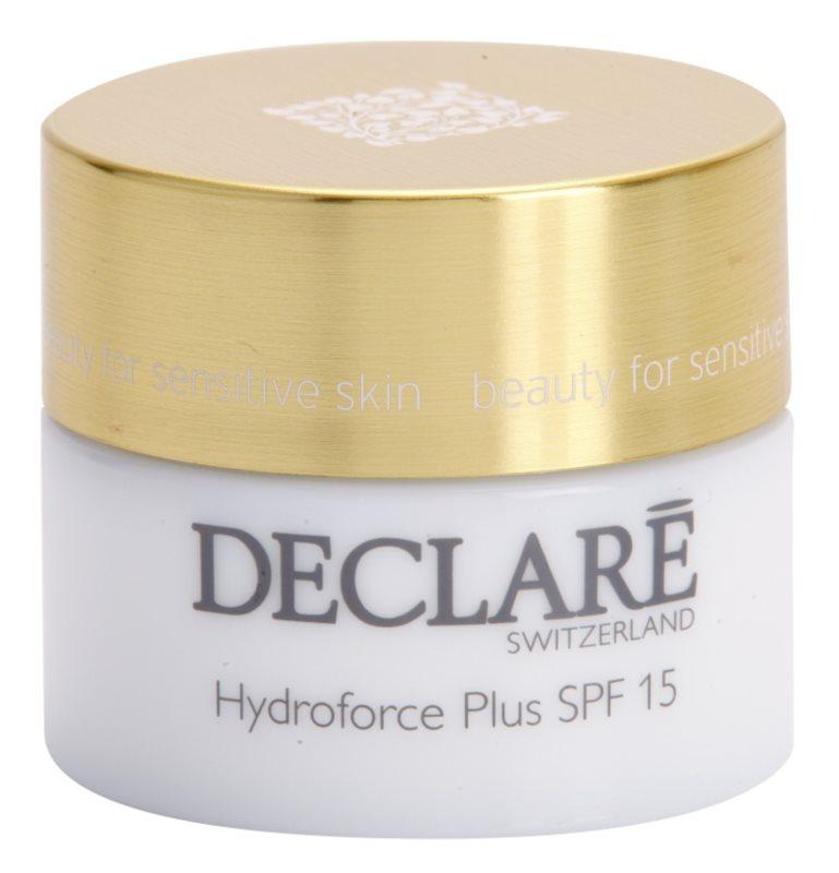 Declaré Hydro Balance hydratačný pleťový krém SPF 15