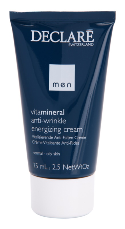 Declaré Men Vita Mineral Anti-Wrinkle Cream For Normal To Oily Skin