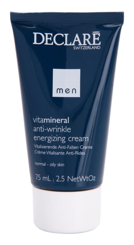 Declaré Men Vita Mineral crème anti-rides pour peaux normales à grasses