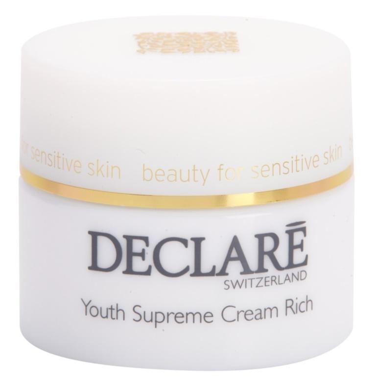 Declaré Pro Youthing crème nourrissante et hydratante pour rajeunir la peau