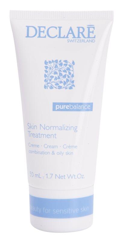 Declaré Pure Balance pórusösszehúzó és zsírosodás-csökkentő normalizáló krém