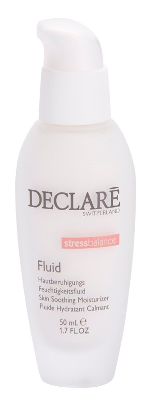 Declaré Stress Balance Kalmerende en Hydraterende Fluid
