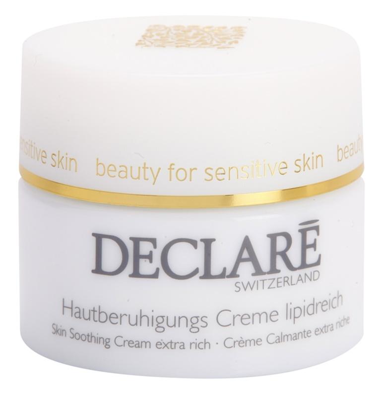 Declaré Stress Balance crème apaisante nourrissante pour peaux sèches et irritées
