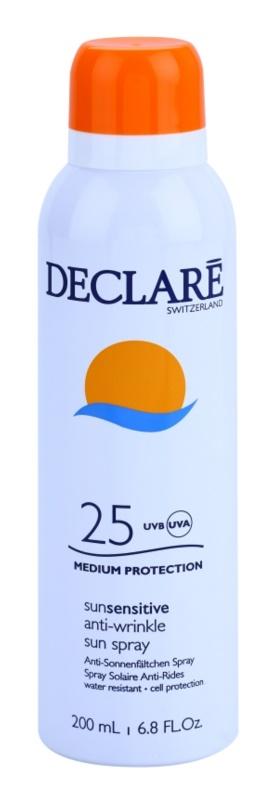 Declaré Sun Sensitive spray abbronzante SPF 25