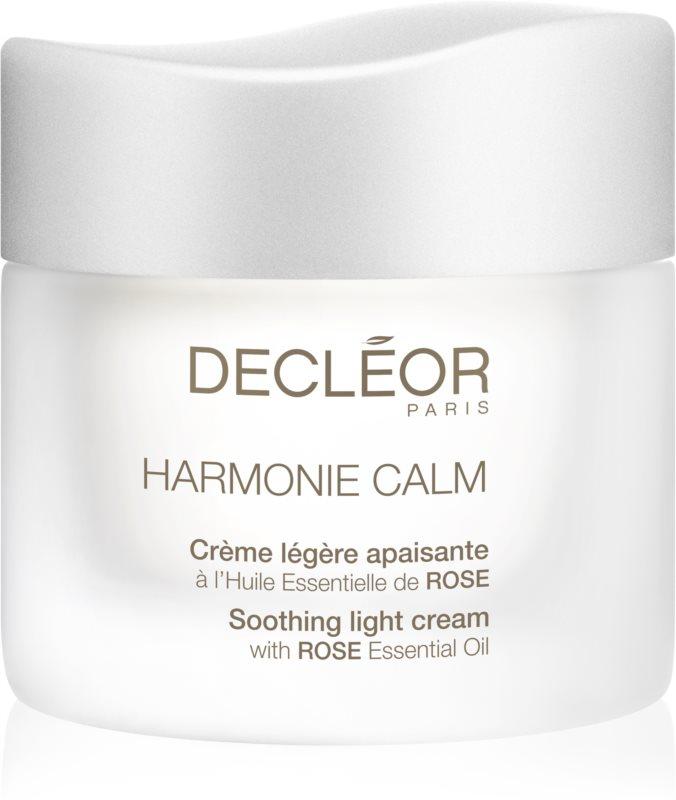 Decléor Harmonie Calm ľahký upokojujúci krém pre citlivú pleť