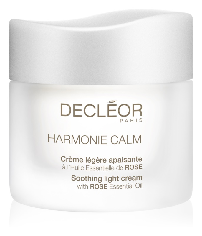 Decléor Harmonie Calm Soothing Light Cream with Rose Essential Oil