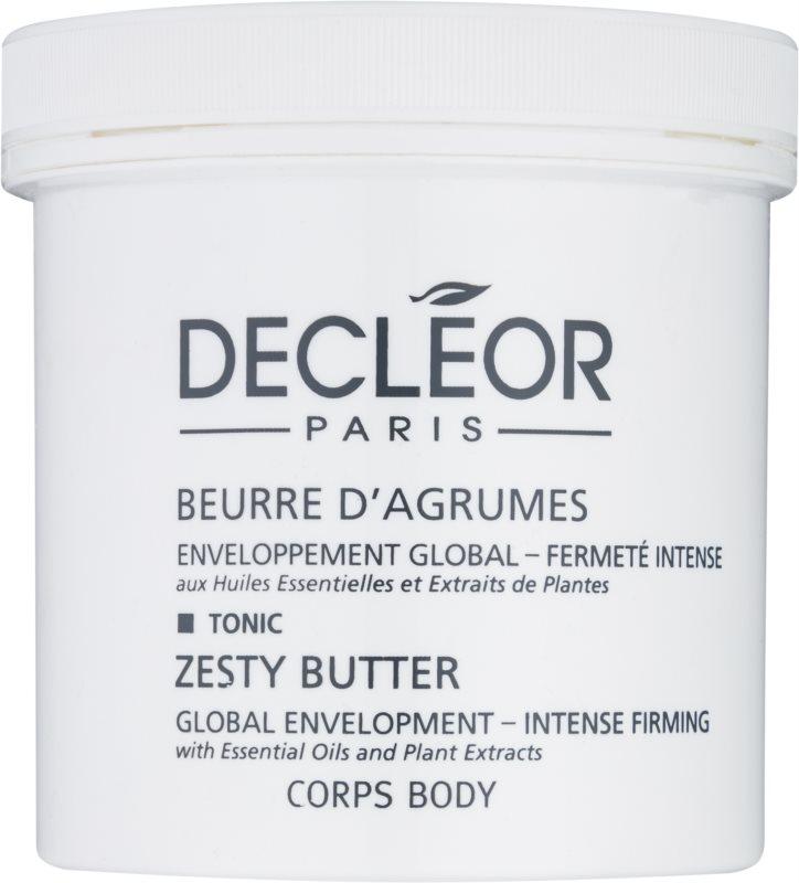 Decléor Global Envelopment festigende Maske für den Körper