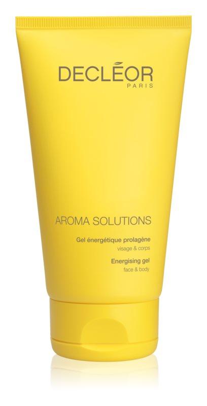 Decléor Aroma Solutions energiát adó gél arcra és testre
