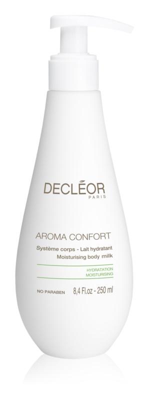 Decléor Aroma Confort Moisturizing Body Lotion For Dry Skin