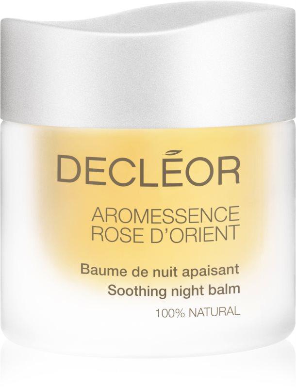 Decléor Aromessence Rose d'Orient nočná starostlivosť pre citlivú pleť