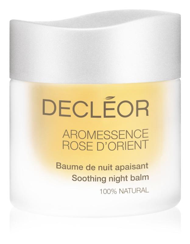 Decléor Aromessence Rose d'Orient noční péče pro citlivou pleť
