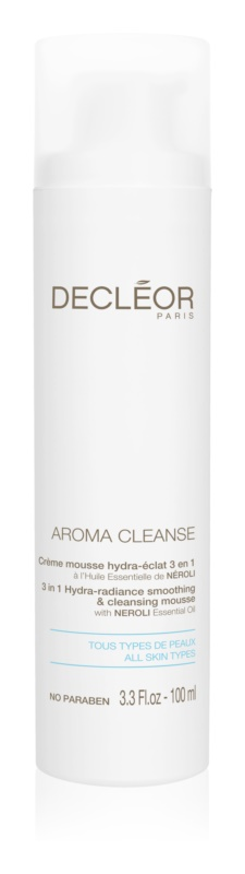 Decléor Aroma Cleanse glättende und reinigende Creme 3 in1
