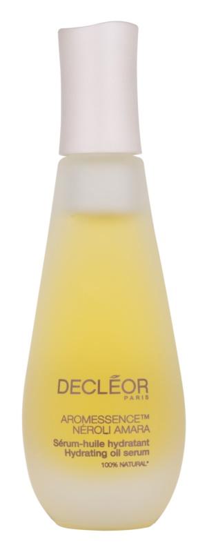 Decléor Aromessence Néroli Amara serum hidratant pe bază de ulei, pentru protecție împotriva impurităților externe