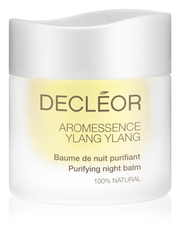Decléor Aroma Night éjszakai ápolás kombinált és zsíros bőrre