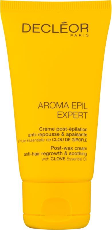 Decléor Aroma Epil Expert kalmerende aftershave crème voor Vertraging van Dons en Haargroei